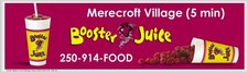 Booster Juice Merecroft