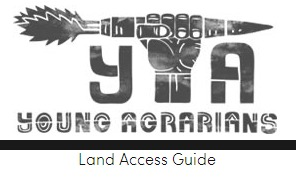 Young Agrarians Land Access Guide