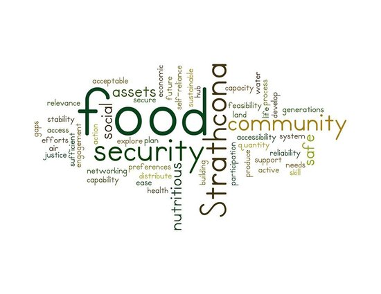 Strathcona Food Security Project